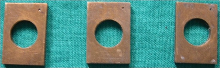 Figure 1: Cylindrical copper mould